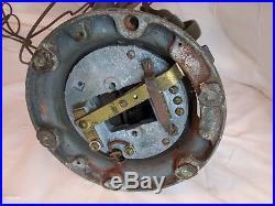 12 GE 2 Star 6 blade Antique Electric Fan