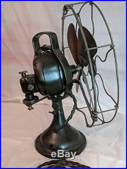 12 GE 2 Star Antique Electric Fan