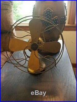 1916 Emerson Northwind Antique Fan