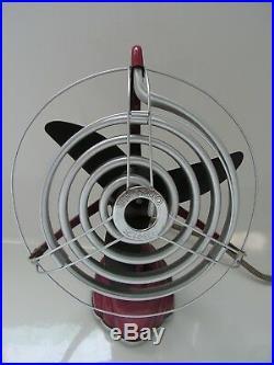 1930s ART DECO DRAGONFLY STREAMLINE DESK FAN GERMANY RAYMOND LOEWY MACHINE AGE