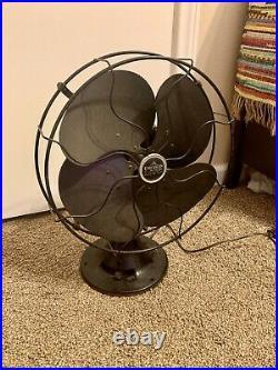 1930s Emerson Antique Fan