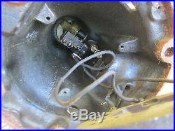 Antique Fan Vintage Fan Ge Brass Blade Fan Ge Coin Operated Fan Ge Coin Op Fan