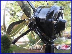 Antique Vintage Fan Antique Victor Fan Brass Blade Fan Vintage Electric Fan
