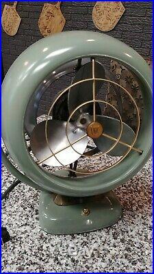 ANTIQUE Working Vintage Vornado 2-Speed Fan Fully restored
