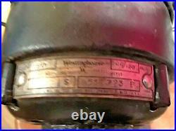 Antique 1931 Westinghouse Electric Fan