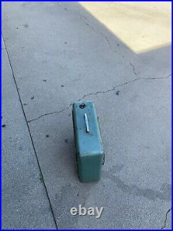 Antique 1950S Metal Box Fan