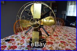 Antique Beautiful Original 1909 Stencil Cage Westinghouse Vane Oscillator