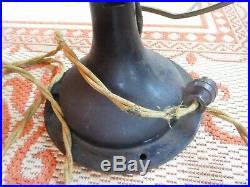 Antique Brass Westinghouse Fan Wavy Cage 12 Works