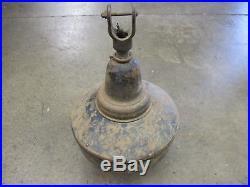 Antique Ceiling Fan Century Electric Co Late 1800's early 1900's Vintage Fan