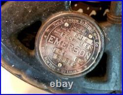 Antique Ceiling Fan Emerson Fern Ceiling Fan #3012