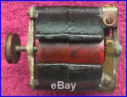 Antique DC Bi Polar Toy Fan Motor Engine Good Paint Complete Must See L@@k