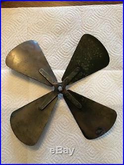 Antique Eck 12 Brass Blade