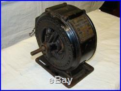 Antique Electric Emerson pre 1900 AC Motor Fan Collection Tesla Era Industrial