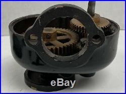 Antique Electric Fan GE Kidney Gear box complete with gears