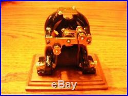 Antique Electric Motor AJAX Cast Iron DC Motor
