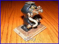 Antique Electric Motor LITTLE HUSTLER
