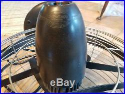Antique Electric Roto Beam Fan