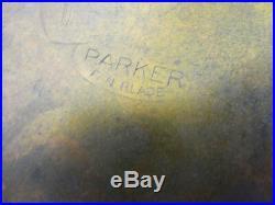 Antique Emerson 6 Blade Brass Fan Blade Good Condition