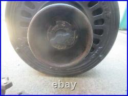 Antique Emerson 6-Blade Ceiling Fan Parts or Restore