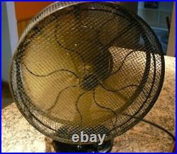 Antique Emerson 71666 Electric Fan