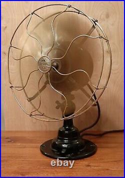 Antique Emerson Electric Fan Emerson 21666 Fan Antique Fan