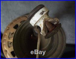 Antique Emerson Pancake Motor Fancy Ceiling Fan Old Vintage Electric Type 20