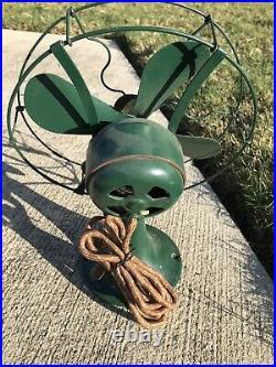 Antique Fan General Electric Co. USA. Whiz 120 Volts 60 Cyc