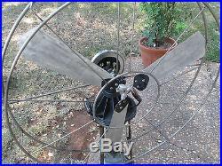 Antique Fan Vintage Fan No Brass Blade Fan Electric Fan Lakebreeze Hot Air Fan