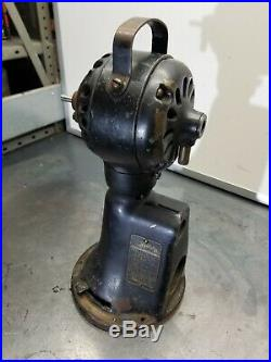 Antique GE Coin Operated Fan