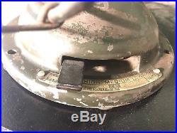 Antique GE Desk Fan