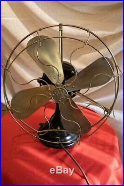 Antique GE Fan 16 circa 1901