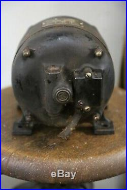 Antique GE General Electric AC Motor Form S1 industrial fan sewing machine etc
