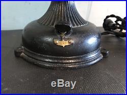 Antique GE Pancake Motor 12 Electric Fan NICE