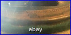 Antique General Electric 1910-20 16 4 Blade Oscillating Fan Works Great