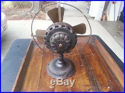 Antique General Electric Pancake Fan