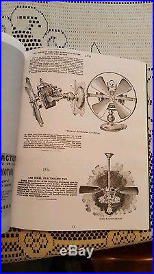 Antique Mechanical Fans Book By Kurt House Fourth Ed. 1999