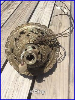 Antique Original Rare Robbins and Myers Direct Current Ornate Ceiling Fan Motor