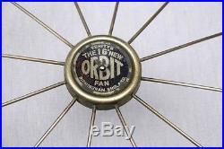 Antique Rare Verity´s 16 Orbit Electric Fan/Oscillating Works VIDEO