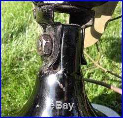 Antique S-3 CENTURY SKELETAL FAN (Early Model 14) no patent date