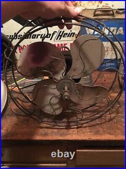 Antique Victor Electric Fan
