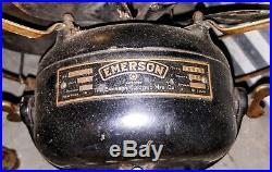 Antique & Vintage ELECTRIC FANS Collection of 13 Emerson, Air Castle + more