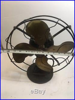 Antique Vintage Electric Fan, Emerson Fan