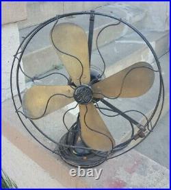 Antique Vintage Electric Fan (GE)