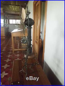 Antique Vintage Lake Breeze Hot Air Fan Stirling Engine not electric
