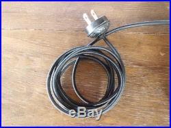 Antique Vintage Oscillating Italian Marelli ¨0.30¨ Electric Fan Revised