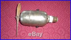 Antique Vintage Socket Electric Fan