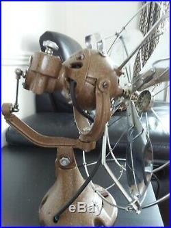 Antique Vintage Verify S Orbit Electric Fan 16 Inch