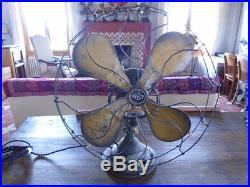 Antique Vintage Verity´s Orbit Electric Fan
