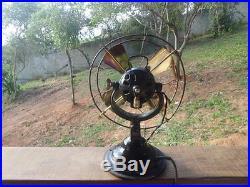 Antique Vintage Veritys (Orbit) Junior Electric Fan 12 inches