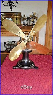 Antique Vintage WE Western Electric Bipolar Fan